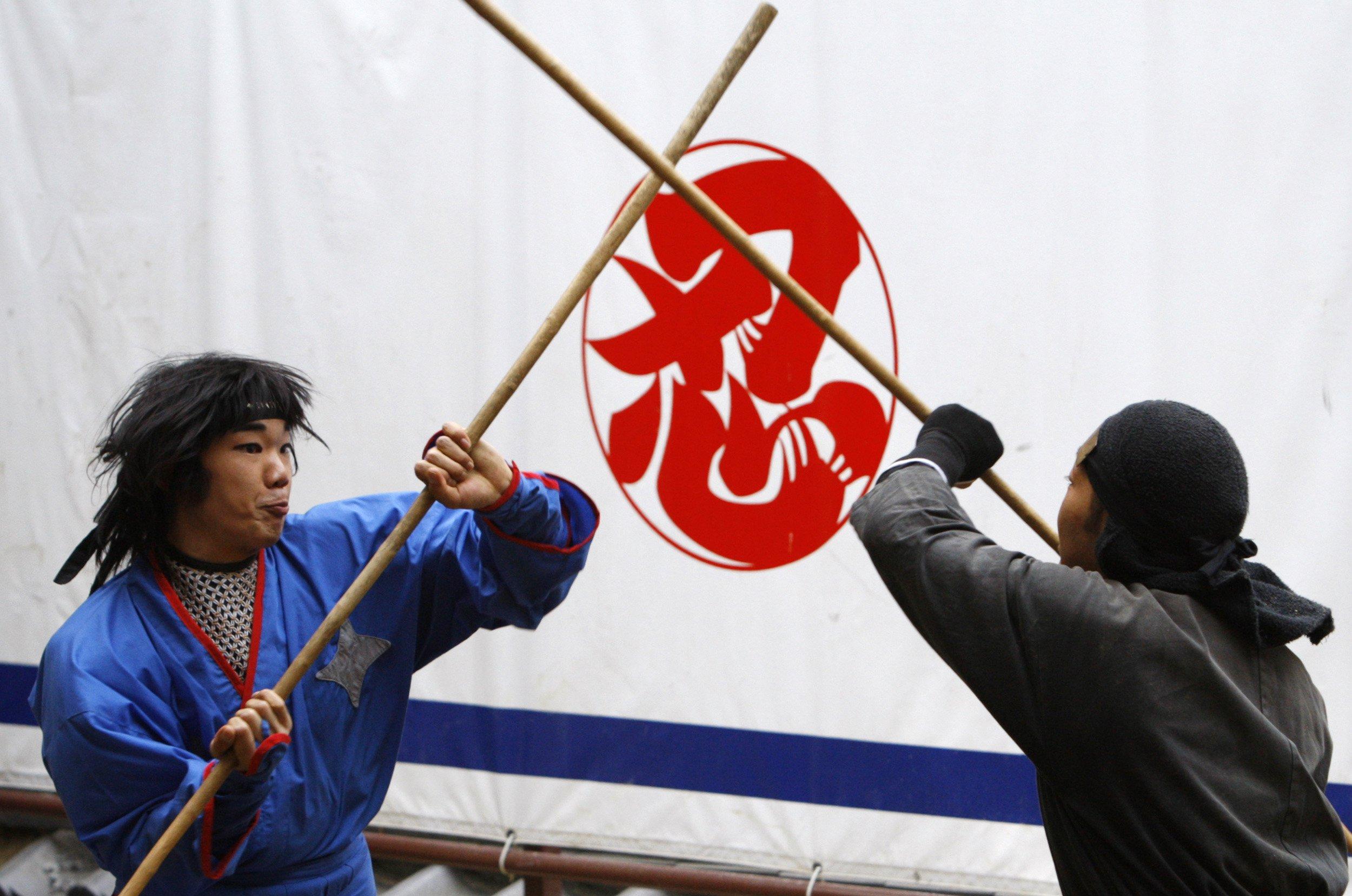 Japan faces ninja shortage