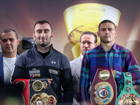 Murat Gassiev vs Oleksandr Usyk UK time, TV channel, odds and undercard in World Boxing Super Series final