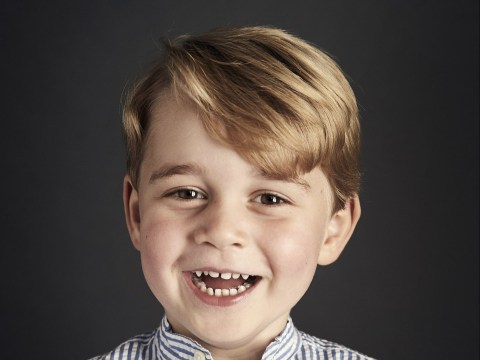 Prince George through the ages as the future king prepares to turn five