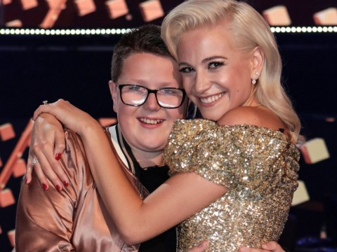 Pixie Lott praises Voice Kids winner Daniel Davies for overcoming his shyness to win show