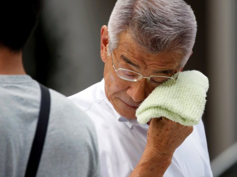 Temperatures in Japan hit record highs of 41.1°C in deadly heatwave