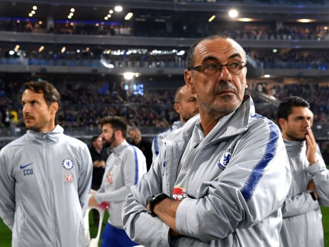 Maurizio Sarri's backroom team 'bemused' by Chelsea's decision to sign Rob Green