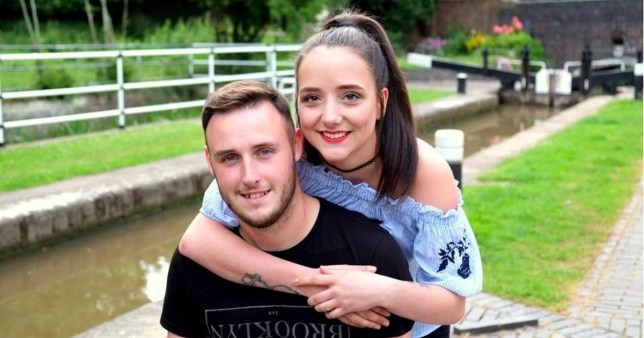 """A couple fostered a teenage girl who was just seven years younger than them.Sally-Ann and Ryan Jones were both 22 when they became foster carers for the first time.The couple, from Warwickshire, """"felt ready"""" despite their young age and decided to foster before having children of their own."""