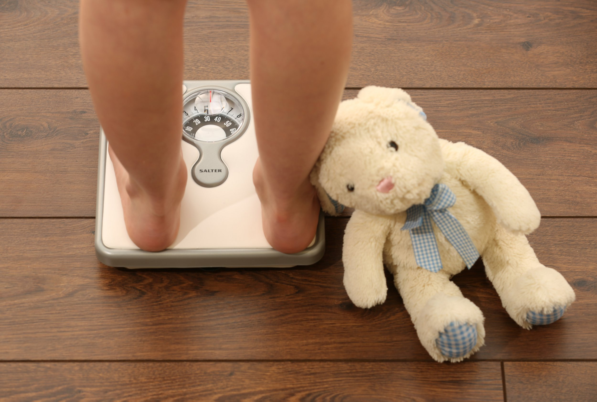 Number of obese children soars to record high
