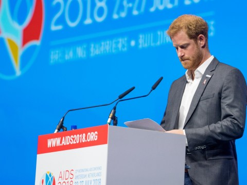 Prince Harry urges end to 'deadly stigma' of HIV to reduce infections in young people