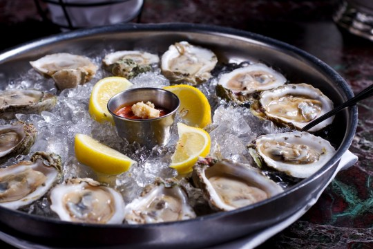 Raw oysters are alive when you eat them, but do they feel