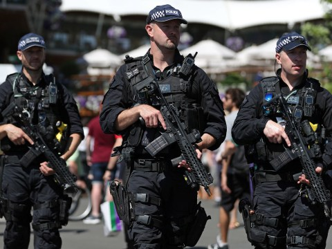 UK police fired guns 12 times in the same year US cops shot dead 1,147 people