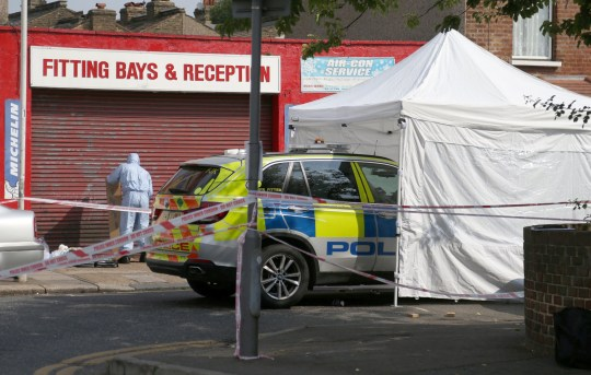 Four men charged over shotgun shoot up and car chase with police