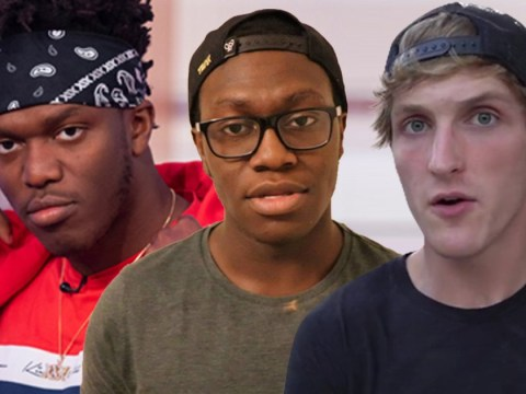 Logan Paul calls out Deji for 'inciting shocking violence' at London press conference as he takes KSI to hand over Chloe Bennet comments