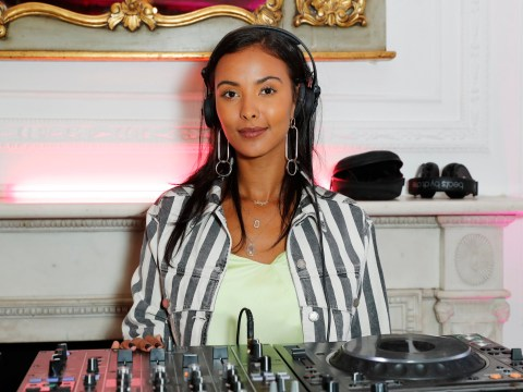 Maya Jama turned down Strictly Come Dancing because 'no one would know who I am'