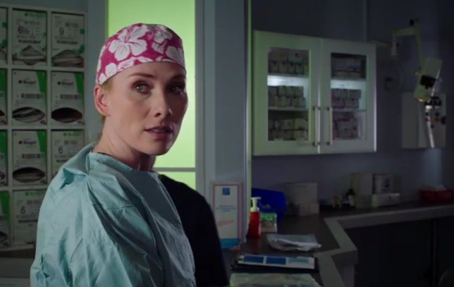 Picture: BBC Holby City spoilers