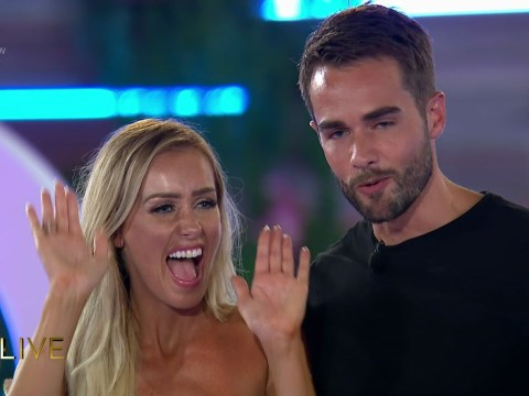 Love Island's Laura Anderson reveals the 'awkward' joke Paul Knops cracked during final we didn't get to hear
