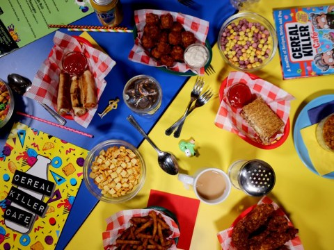 Cereal Killer Cafe launches new savoury menu