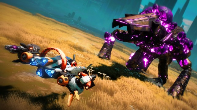 Starlink Battle For Atlas Hands On Preview And Interview
