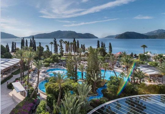 Why Turkey's holiday hotspot Marmaris is back on the map   Metro News