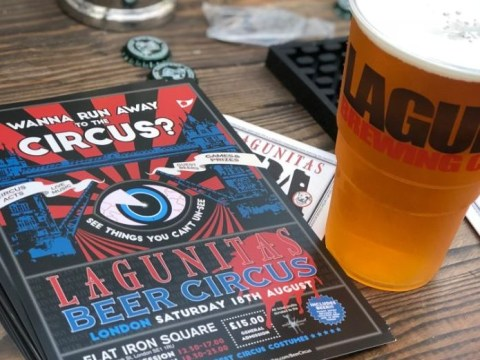 Bar Fox: Bearded ladies and IPA at the beer circus and a 5-star Art Deco haven in Leicester Square