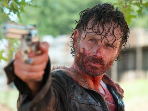The Walking Dead boss 'confirms' Breaking Bad is responsible for the walker virus