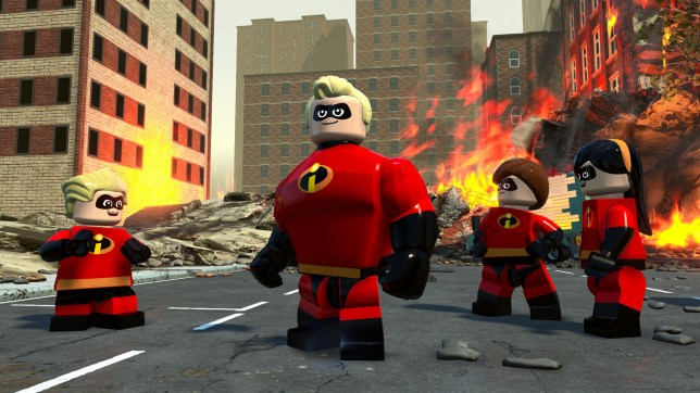Lego The Incredibles (PS4) - credible but not incredible