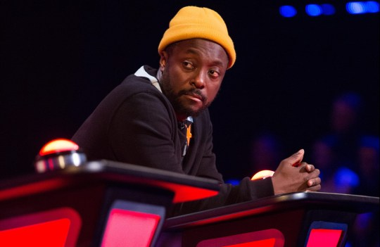 Will.i.am breaks down in tears on The Voice as he opens up about his absent father: 'My mom is my dad'