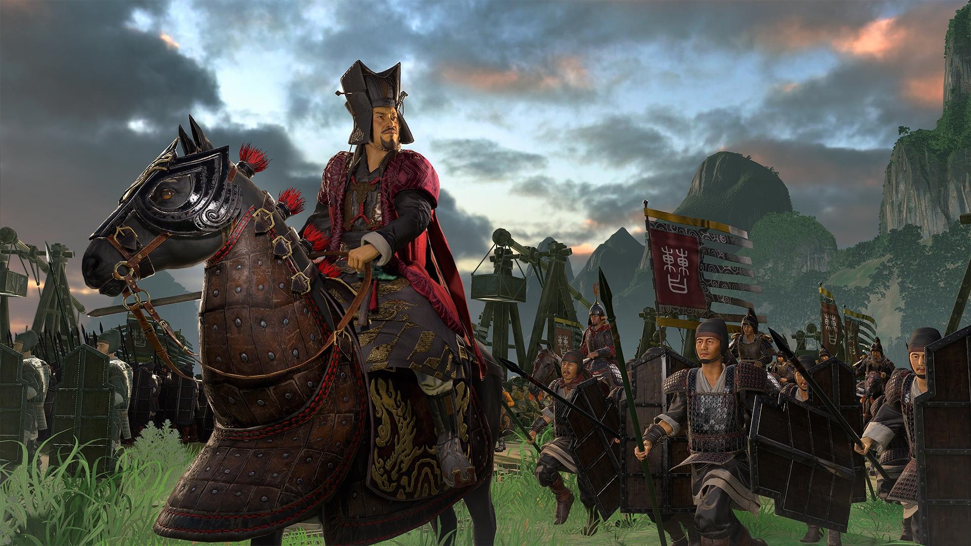Total War: Three Kingdoms - third century romance