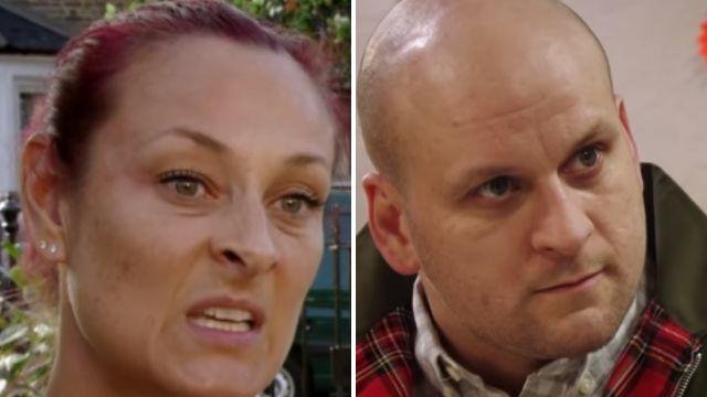 Tina wants revenge on Stuart in EastEnders