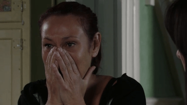 Tina reveals what Stuart did to her in EastEnders