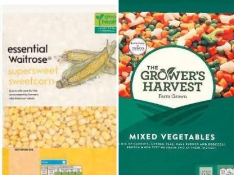 Supermarket frozen veg recalled after nine deaths from listeria