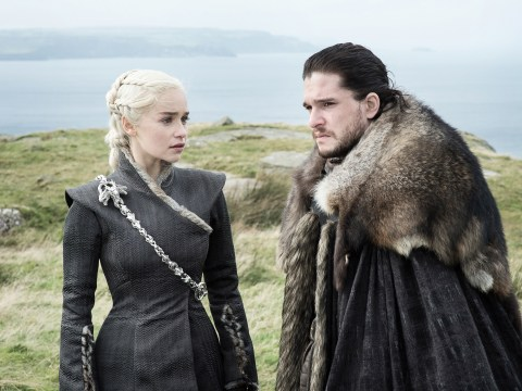 Game of Thrones' Peter Dinklage reveals what was going through Tyrion's mind when he caught Jon Snow and Daenerys in bed