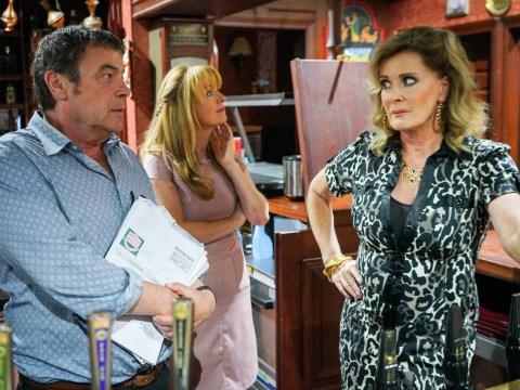 Coronation Street spoilers: Liz McDonald and Johnny Connor's affair exposed as he takes over the Rovers?