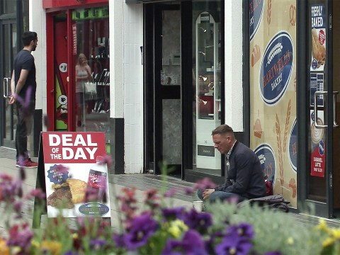 Corrie spoilers: Destitute Sean Tully hits rock bottom