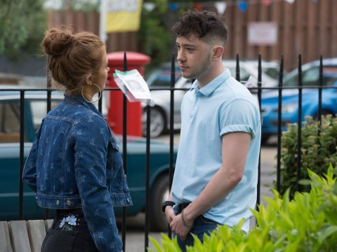 EastEnders spoilers: Is Tiffany Butcher being groomed by sinister Jagger?