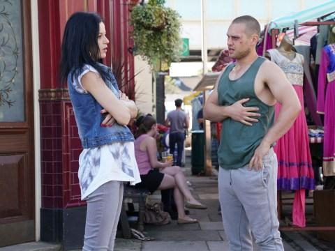 EastEnders spoilers: Keanu Taylor hurts Hayley Slater?