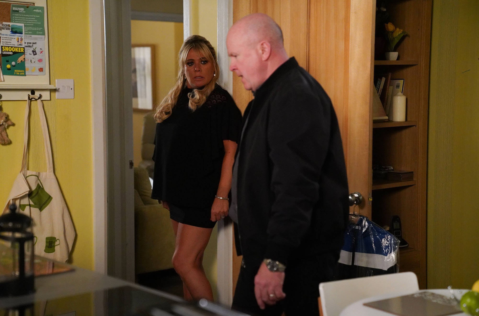 EastEnders spoilers: Horror violence as Phil Mitchell explodes at Sharon and Keanu Taylor