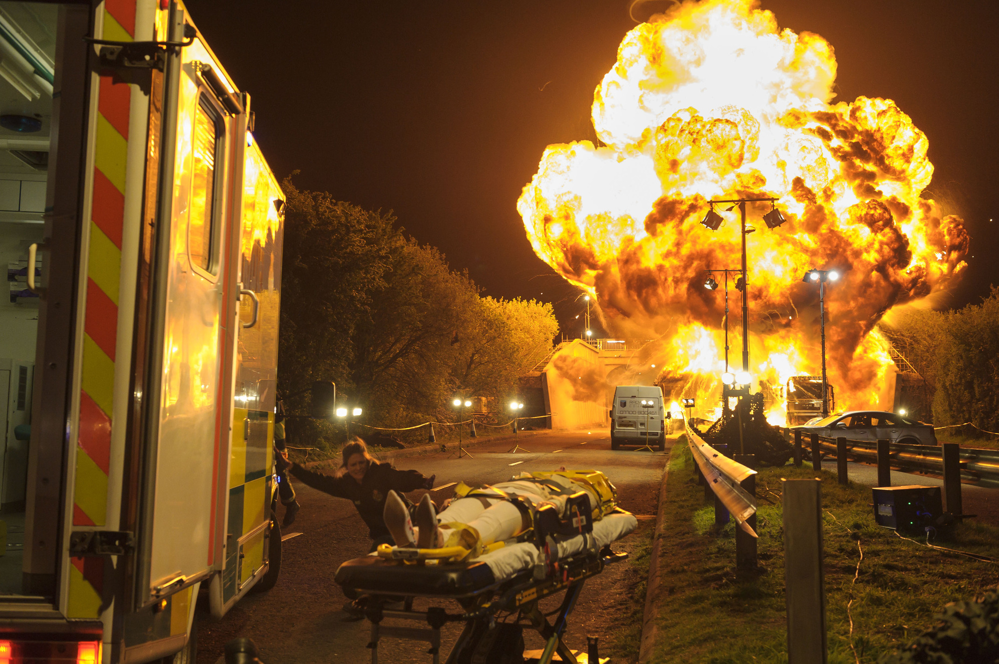 Casualty spoilers: The death in the huge explosion is confirmed
