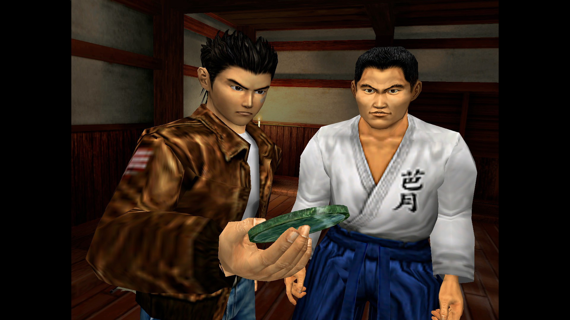 Shenmue I & II - the search for sailors begins again