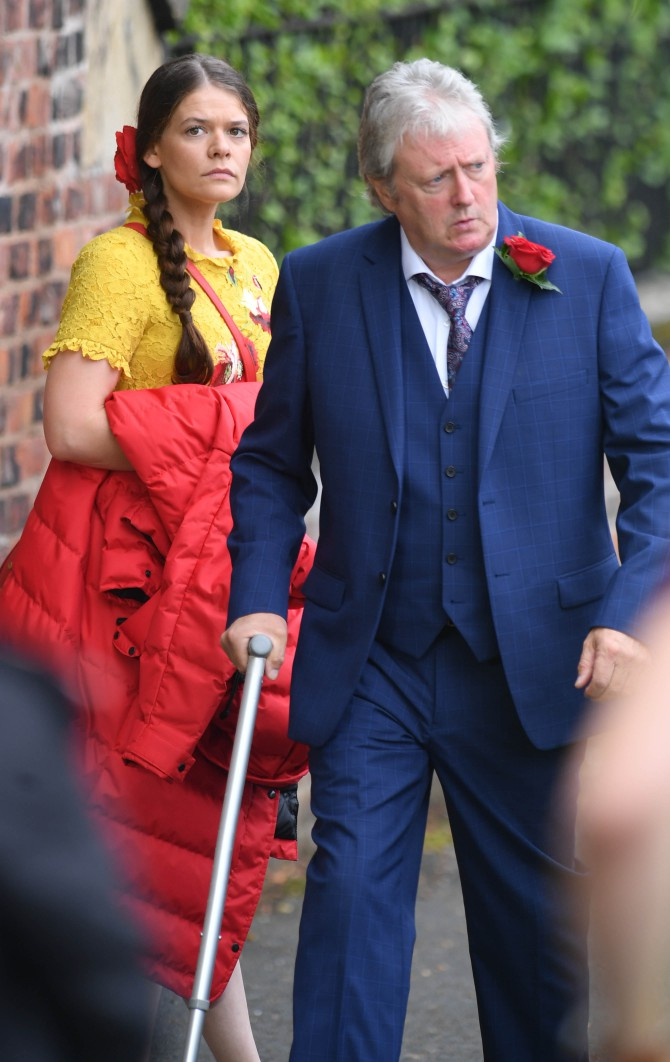 Coronation Street spoilers: First look at Jim McDonald with long lost daughter Hannah