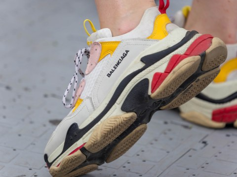 Streetwear and ugly dad trainers are already becoming less fashionable