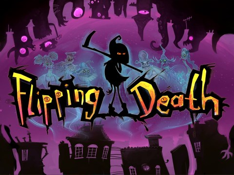Flipping Death review – don't fear the reaper