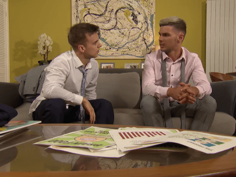 Hollyoaks spoilers: Is this the end for Ste Hay and Harry Thompson?