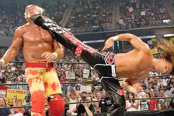 Hulk Hogan vs Shawn Michaels is the most underrated