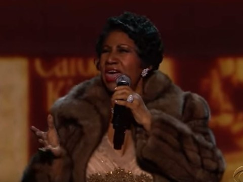 Aretha Franklin's performance at the 2015 Kennedy Center Honors proves she'll always be the Queen of Soul