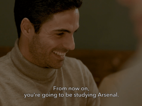 New Manchester City documentary reveals Mikel Arteta's gameplan for beating Arsenal