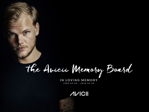 Avicii's family turn his official website into a memory board to honour DJ after his death