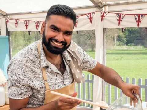 Great British Bake Off: Antony Amourdoux watches his elimination with rival Ruby Bhogal in cute Instagram 'date'