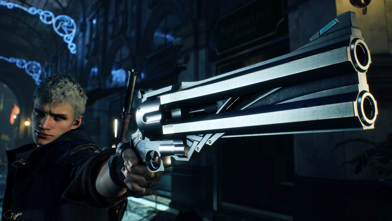 Devil May Cry 5 - Nero is pretty handy in a fight