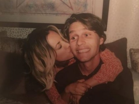Big Bang Theory's Kaley Cuoco remembers time on the show with cute polaroid of her and husband Karl Cook