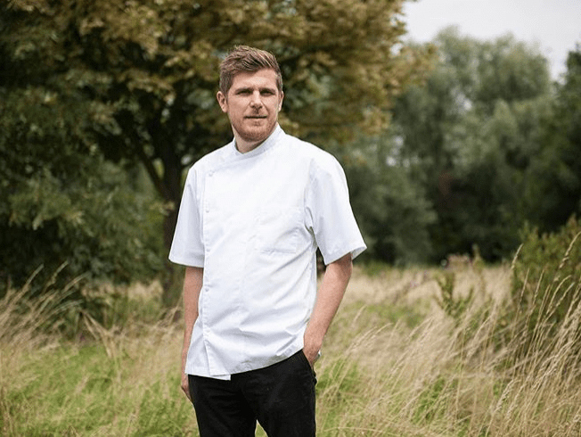Meet the Michelin-trained vegan chef set to revolutionise plant-based fine dining