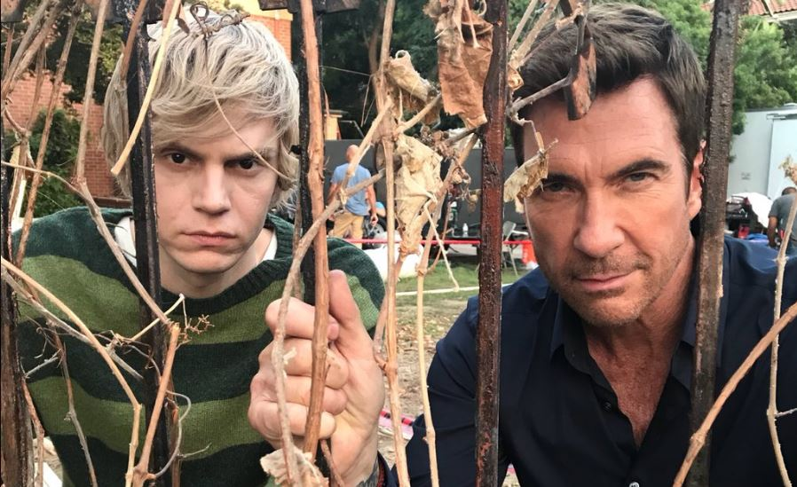 American Horror Story: Murder House's Apocalypse reunion is complete with Evan Peters back as Tate Langdon