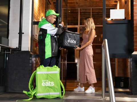 Uber Eats will be available 24/7 in London
