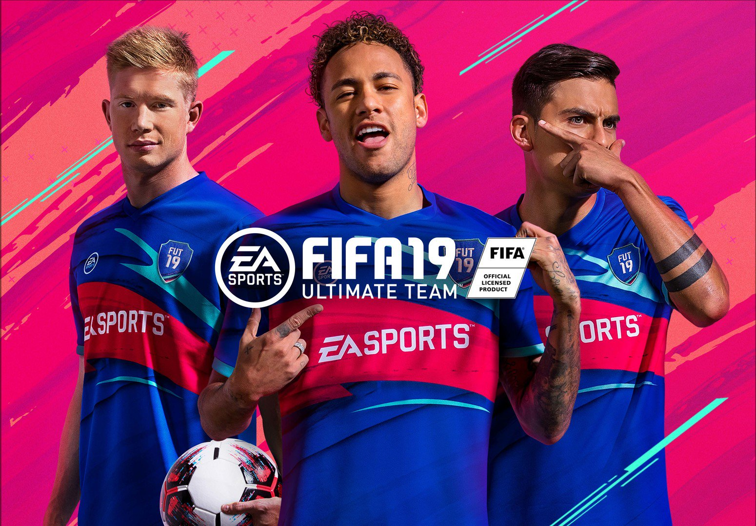 FIFA 19. Systeem: Nintendo Switch, PC, PS3, PS4, Xbox 360, Xbox One Genre: Sport.